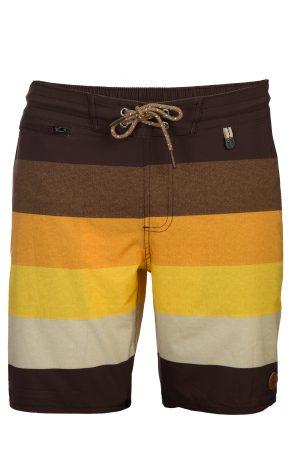 Herren-Badehose-Men-Swim-Shorts-Yellow-Swimwear-Southcoast-Color-Block-Streifen-Stripes-print-trend-water-sport-Wasser-Sport