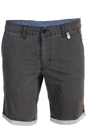Harto-Herren-Badehose-Board-shorts-Men-Swim-Shorts-Grey-solid-Color-Grau-Farbe