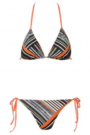 Suri-Bikini-Set-Denim-Triangle-Spaghetti-Traeger-Streifen-Blau-Farbe-Blue-Stripes-Bikini-Paradise-Southcoast-Swimwear-Bali-Geometrie